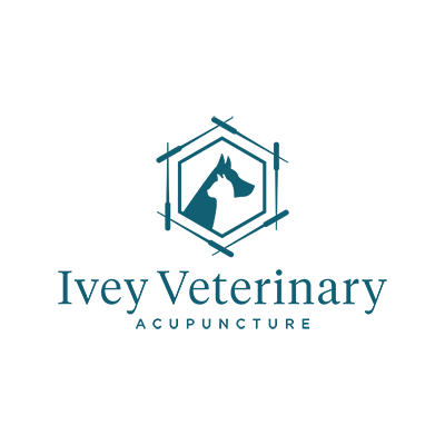 Ivey Veterinary Acupuncture Logo